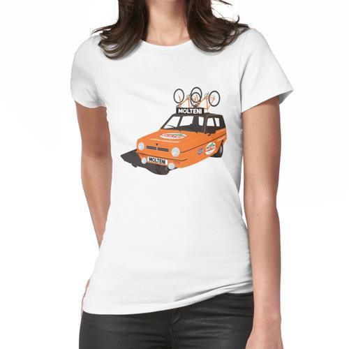Molteni Arcore Teamwagen Frauen T-Shirt