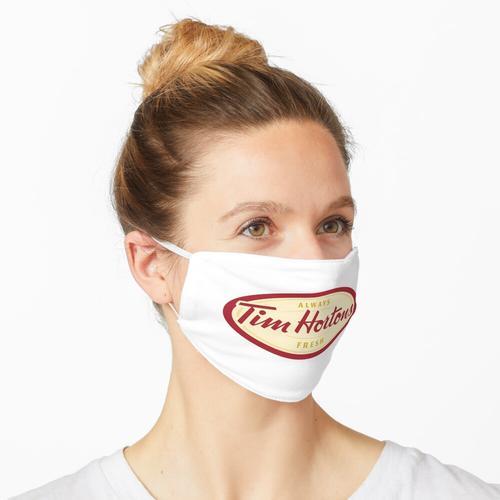 Tims Kaffeestempel Maske