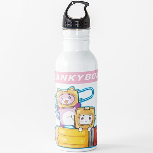 Schlaksige Kiste Wasserflasche