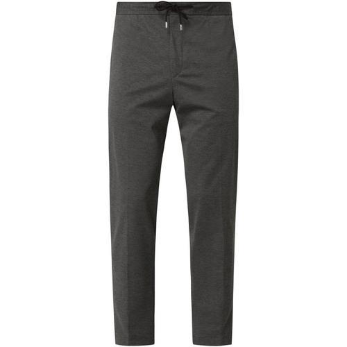 Strellson Slim Fit Anzughose aus Jersey Modell 'Saturn'