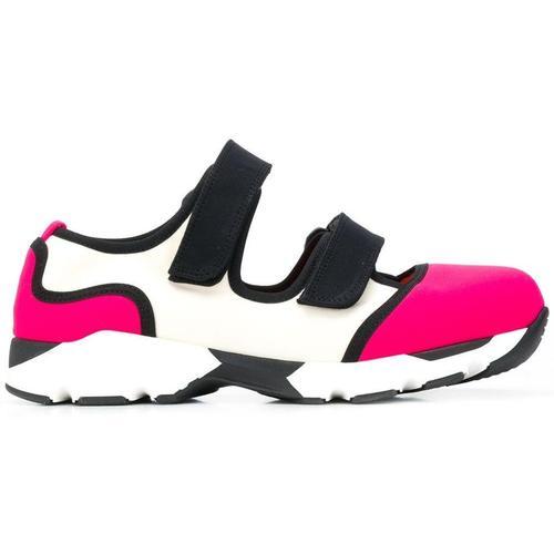 Marni Sneakers mit Klettverschluss