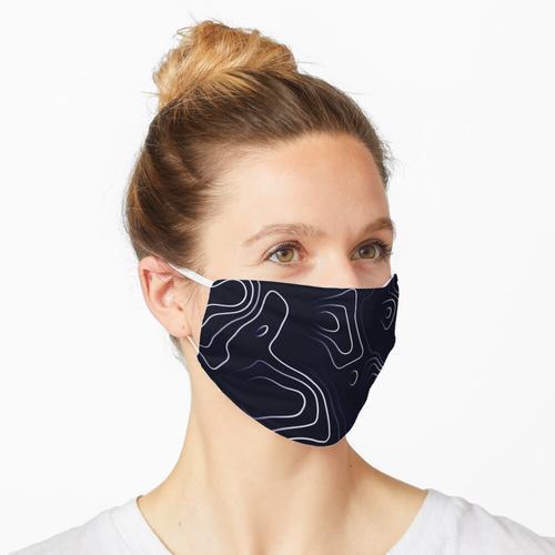 Schmücken Maske