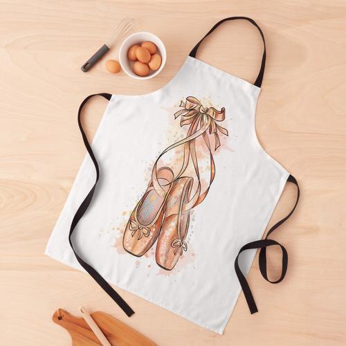 Ballerina Schuhe Schürze