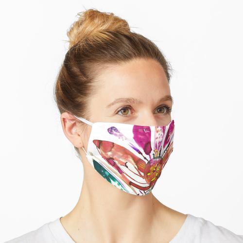 Flower Power Flower Maske