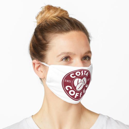 Schnapp es dir schnell - Costa Kaffee Maske
