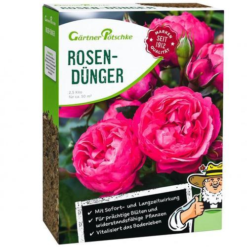 Rosen-Dünger, 2,5 kg