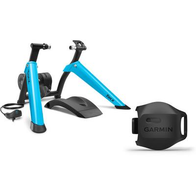 Tacx Boost Bundle Cycling Trainer with Speed Sensor