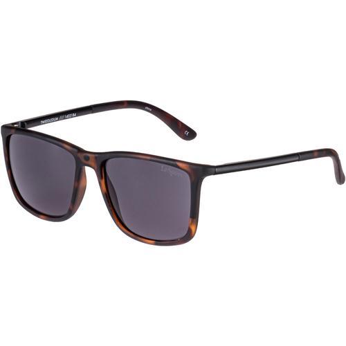 Le Specs Tweedledum Sonnenbrille in tortoise, Größe Einheitsgröße