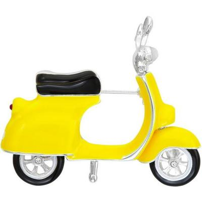 Napier Moped Enamel Pin