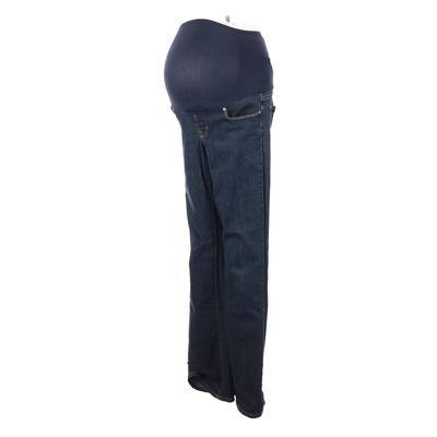 Gap - Maternity Jeans - High Rise: Blue Bottoms - Size 26