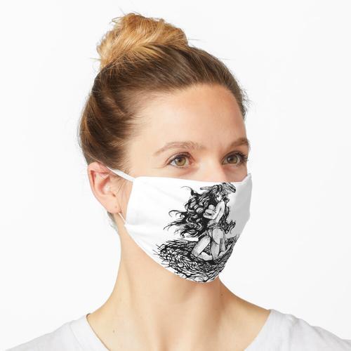 Eierhalter Maske