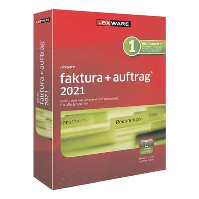Software »faktura+auftrag 2021« ...