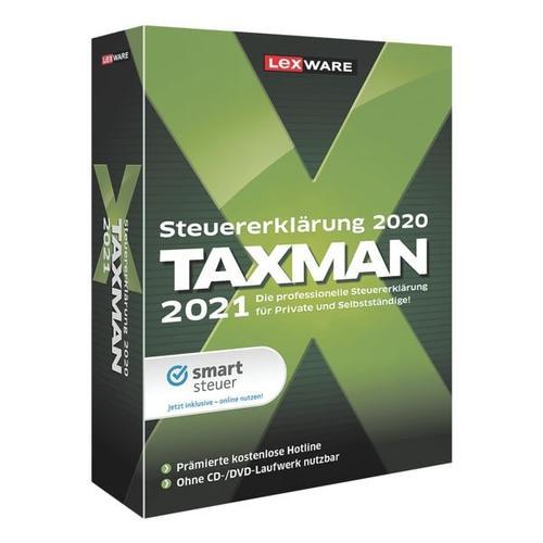 Software »TAXMAN 2021«, Lexware