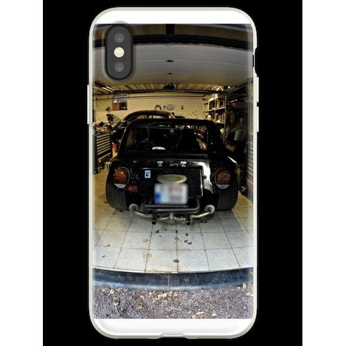 Vanclee Buggy Modell 2 Flexible Hülle für iPhone XS