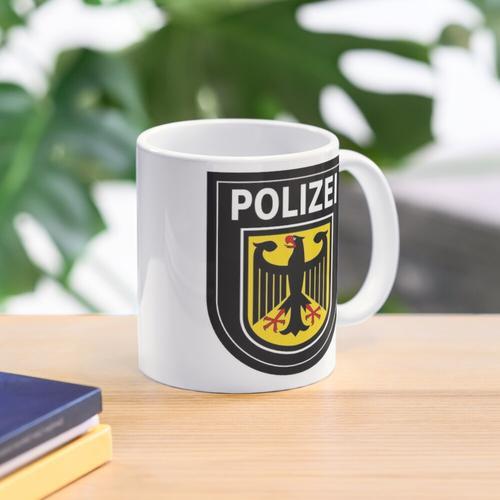 Bundespolizei Mug