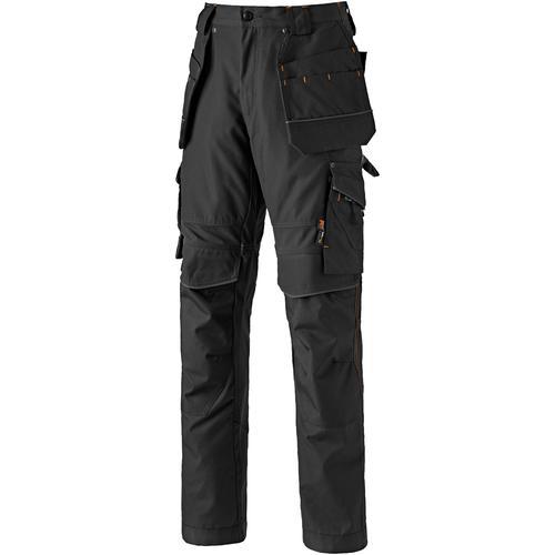 Timberland Pro Arbeitshose Interax, mit recycelten Materialien und Bio-Baumwolle schwarz Herren Arbeitshosen Arbeits- Berufsbekleidung