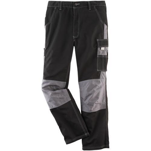 Arbeitshose Nitro, mit elastischem Bund schwarz Herren Arbeitshosen Arbeits- Berufsbekleidung
