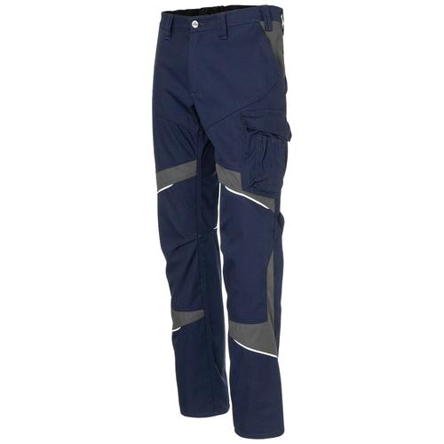 Kübler Arbeitshose ActiviQ Cotton+ blau Herren Arbeitshosen Arbeits- Berufsbekleidung