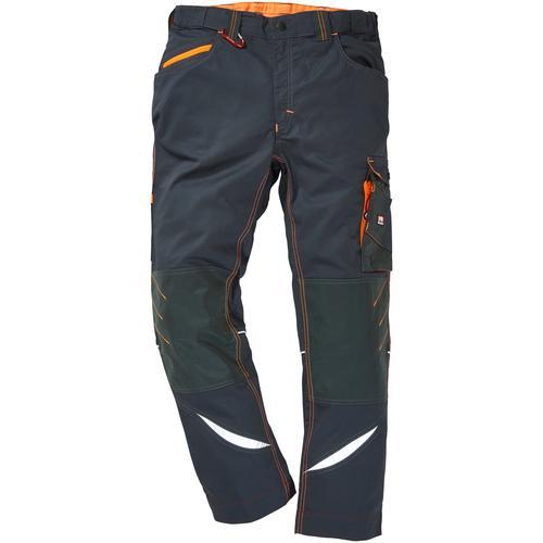 Arbeitshose ULTRA, mit Handytasche grau Herren Arbeitshosen Arbeits- Berufsbekleidung