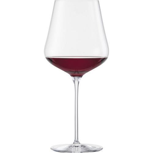 Eisch Rotweinglas »SkySensisPlus«, Kristallglas, (Burgunderglas), bleifrei, 710 ml, 4-teilig