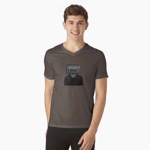 Funkkopf t-shirt:vneck