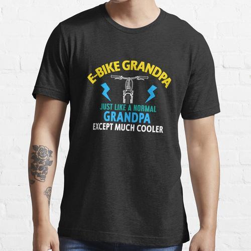 Ebike Opa eBike Essential T-Shirt