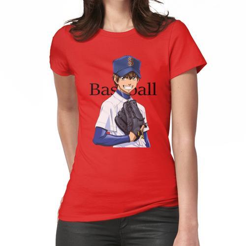 Baseball Eijun Frauen T-Shirt