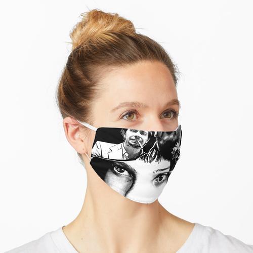 Professionelle Mörder Maske