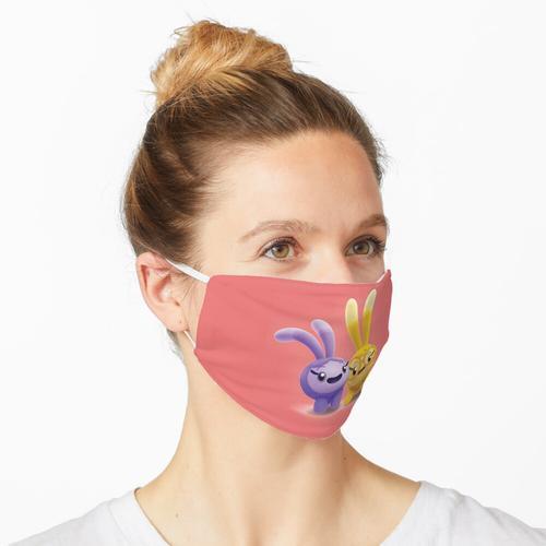 Die quietschenden Peeper Maske