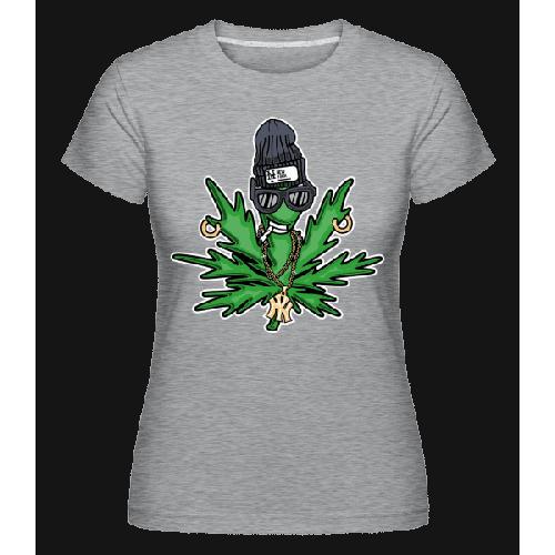 Weed Cartoon - Shirtinator Frauen T-Shirt