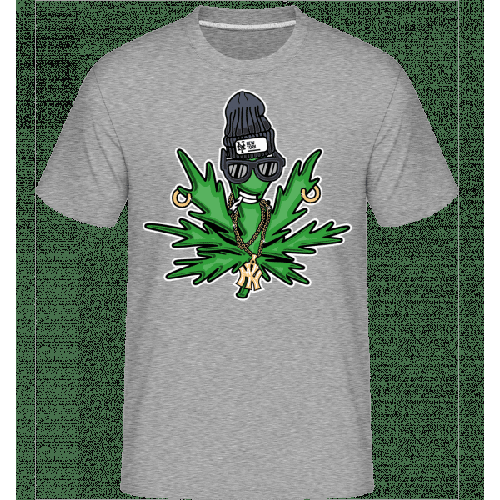 Weed Cartoon - Shirtinator Männer T-Shirt
