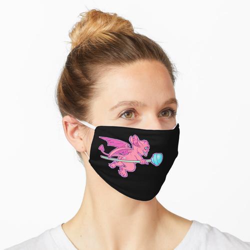 Saugnapf! Maske