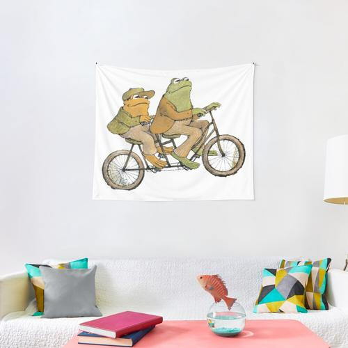 frog and toad Wall Tapestry