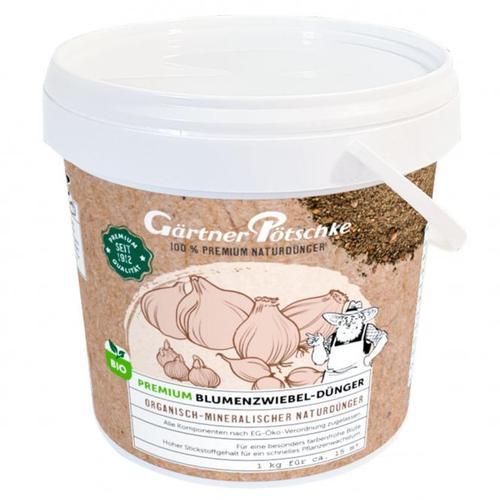 Premium Blumenzwiebel-Dünger, 1 kg