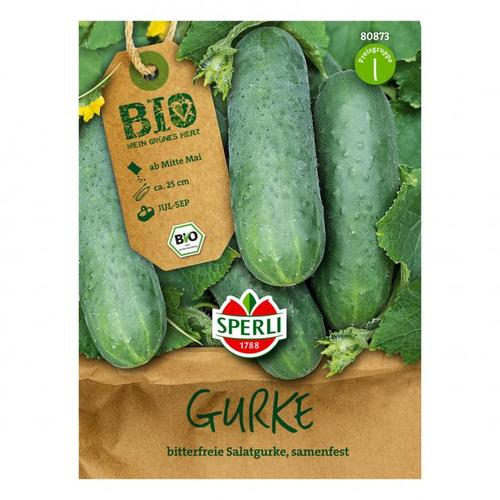 BIO Gurkensamen Marketmore
