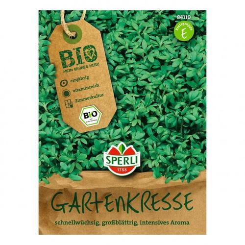 BIO Gartenkressesamen, Einfache