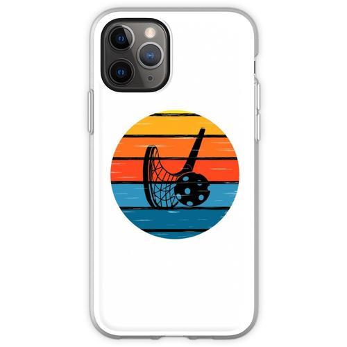 Used look Floorball Flexible Hülle für iPhone 11 Pro