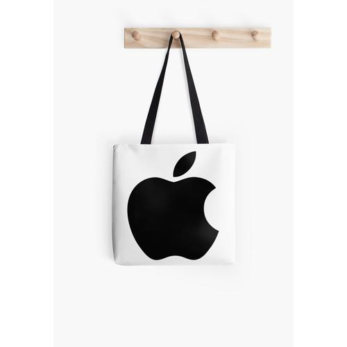 Apple Logo Tasche