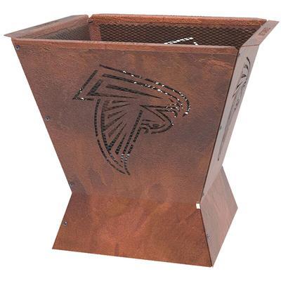 Atlanta Falcons 29.5'' x 26'' Badlands Fire Pit