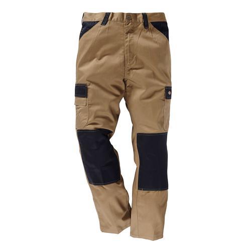 Dickies Arbeitshose Every Day 24/7, mit Kniepolstertaschen braun Herren Arbeitshosen Arbeits- Berufsbekleidung