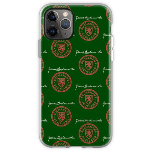 James Buchanan Whisky Flexible Hülle für iPhone 11 Pro