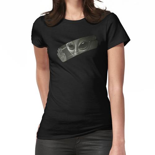 Alien Alien Alien Alien Alien Alien Frauen T-Shirt