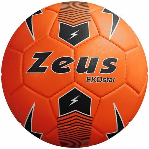 Zeus Ekostar Fußball Neon Orange