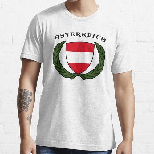 Österreich Österreichische wien Österreich Essential T-Shirt