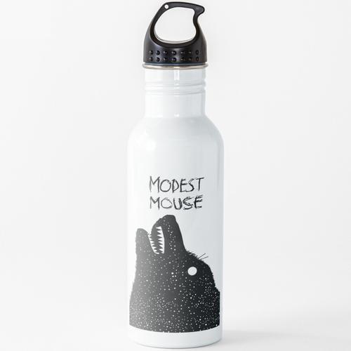 Bescheidene Maus Wasserflasche