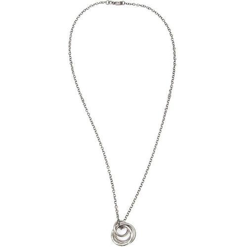 Werkstatt:münchen Halskette mit Ring-Anhänger