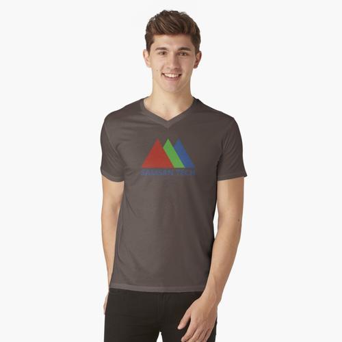 Inbetriebnahme - SAMSAN TECH t-shirt:vneck