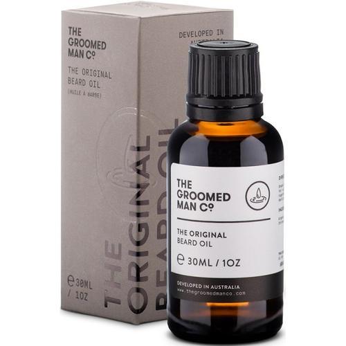 The Groomed Man The Original Beard Oil 30 ml Bartöl