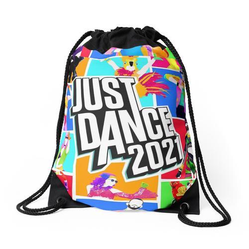 Tanze einfach 2021 Rucksackbeutel