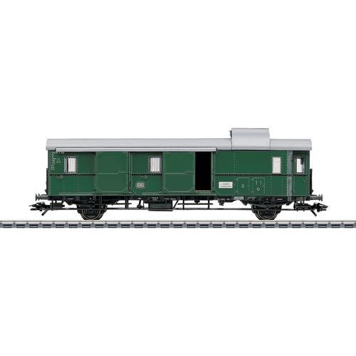 Märklin Personenwagen Gepäckwagen DB - 4315, Made in Europe grün Kinder Loks Wägen Modelleisenbahnen Autos, Eisenbahn Modellbau